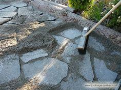 Opus Ardoise d\'Espagne en pierre naturelle, ép. 2 cm - 20.60€ le m2 ...