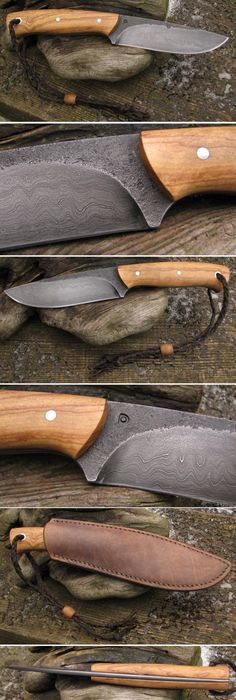 Nová stránka 1    There are so many incredible knives made by Petr Dohnal and Syn, I could devote an entire board to them.  Treat yourself, visit their website.