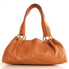camel colored shoulder bag