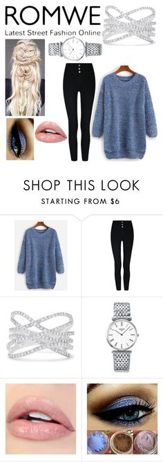 """""""Untitled #350"""" by carmen-41-navarro ❤ liked on Polyvore featuring Effy Jewelry and Longines"""