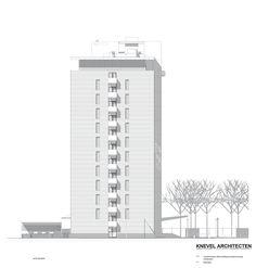 Galeria de Complexo de Moradias Estudantis no Elsevier Office Building / Knevel Architecten - 16