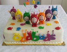 Oddbods Cake
