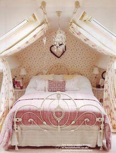 Little Girl's Bedroom! #bedroominspiration