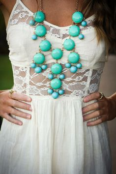 """Check out Tiffany Singer's """"bubble necklace"""" Decalz @Lockerz"""