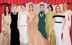 Oscars 2015 - Die 30 schönsten Roben des Abends: http://on.elle.de/1AluP5k