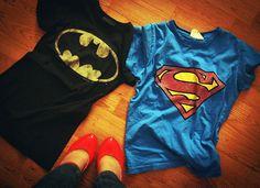 batman and superman?