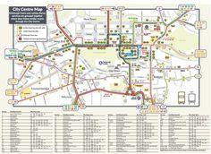 Edinburgh Royal Botanic Garden map Maps Pinterest Botanic