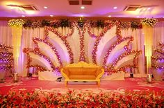 Looking For Wedding Stage Decoration Thrissur Is Main Part Of Melodia Event Management Process