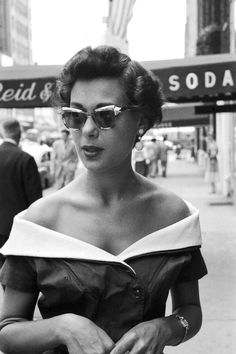 A 1950s look I want to steal!