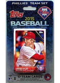 2015 Topps MLB Team Set - Philadelphia Philllies