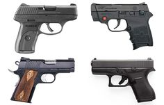 2015 Pocket Pistols Buyer's Guide