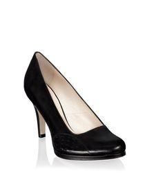Emma - comfortable heels - heels for bunions | Julie Lopez Shoes