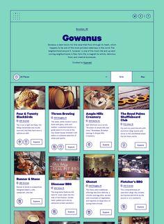 » Gowanus| 縦長のwebデザインギャラリー・サイトリンク集|MUUUUU.ORG