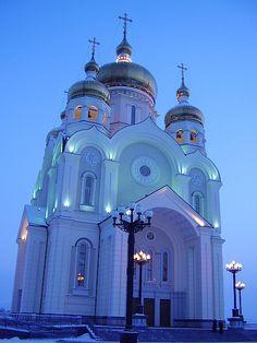 Belogorsk Trans-Siberian