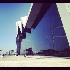 a bit closer ;) [Riverside Museum] by @pictorialsoup - Glasgow #instagramyourcity