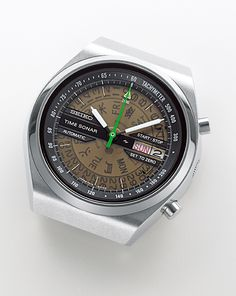 Seiko: A Chronograph Chronology Dream Watches, Luxury Watches, Cool Watches, Watches For Men, Fossil Watches, Rolex Watches, Vintage Seiko Watches, Retro Watches, Skeleton Watches