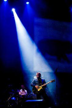 U2 : Glastonbury, June 2010 by Andy Willsher