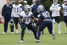 Who Benefits the Most from Randy Gregory's Cowboys Camp Absence?