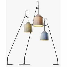 Meet the world's most stylish outdoor lamp: Joan Gaspar's weatherproof Jaima lamps available at Marset.com. #GDfinds #outdoorliving #lamps