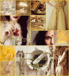 Nynaeve al'Meara, is an extremely passionate individual. She is alternately the model of self righteous assuredness. Formerly the Wisdom of Emond's Field, she is now an Aes Sedai of the Yellow Ajah. - The Wheel Of Time Series.