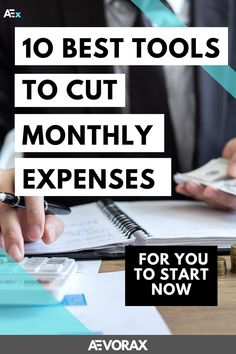 Saving money can be tough sometimes, but it's all about habits and having the right mindset, isn't it? Let me show you 10 AMAZING TOOLS to cut your monthly expenses and increase your savings at the end of every month! Achieving your financial goals will be easier than you think! #personalfinancetips #cutexpenses #savingmoneytips