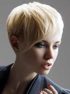 Short Pixie Haircuts Round Face