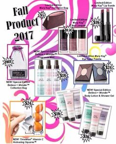 YOU DON'T WANT TO MISS THIS $10 off of $50 purchase especially for these limited edition products!!!! I'm completely obsessed with our limited edition new fall products! Shop with me today for $10 off of your $50 purchase. The link is in my bio. www.marykay.com/nbryant2022