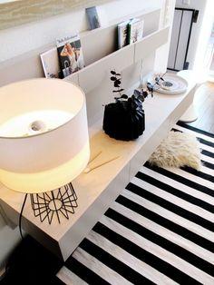 UN RECIBIDOR, NORDICO, CON ALMACENAJE Y DE IKEA | Decorar tu casa es facilisimo.com