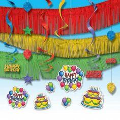 Balloon Fun Giant Decorating Kit