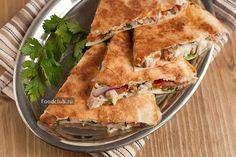 Кесадилья смясом исыром http://amp.gs/TnW1  #foodclub #рецепт #завтрак