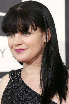 Pauley Perrette at the 2014 Grammy Awards: http://beautyeditor.ca/2014/01/27/grammys-2014/