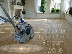 Houten vloer schuren lakken bona hd traffic bedum houten