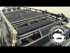 Overland Bound: Roof Rack Review - YouTube