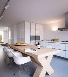 Keuken in style