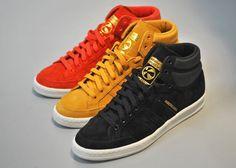 #adidas americana HI 88 suede #sneakers
