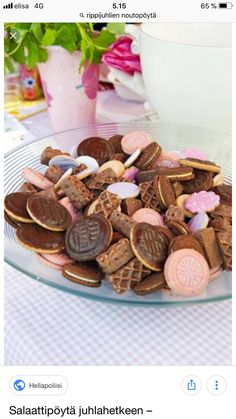 Sweet Recipes, Snack Recipes, Dessert Recipes, Just Eat It, Cafe Food, Party Snacks, Celebration Cakes, Kids Meals, Delicious Desserts