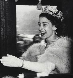 Since 1953, Elizabeth has ruled with unshakable British resolve, riding horses through assasination attempts, talking down bedroom intruders, and steering the world through troubled times without ever mismatching her handbag and shoes. Whether she's just hanging with her Corgis, wearing brogues in Balmoral, or parading in pearls, the Queen remains an icon of fashion and fortitude.