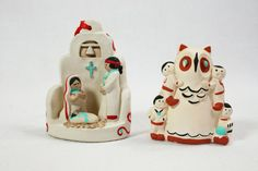 Vintage Teissedre Indian Nativity and Owl by vintagefindsetcetera, $15.00