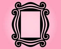 Friends Picture Frame, Picture Frames, Diy Paper, Paper Crafts, Friends Tv Show, Friend Pictures, Cricut Explore, Svg Files For Cricut, Svg Cuts
