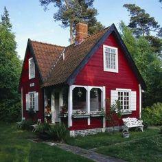 Garden Hose, She Room, Guest house Small victorian, scandinavian summer house, British Garden