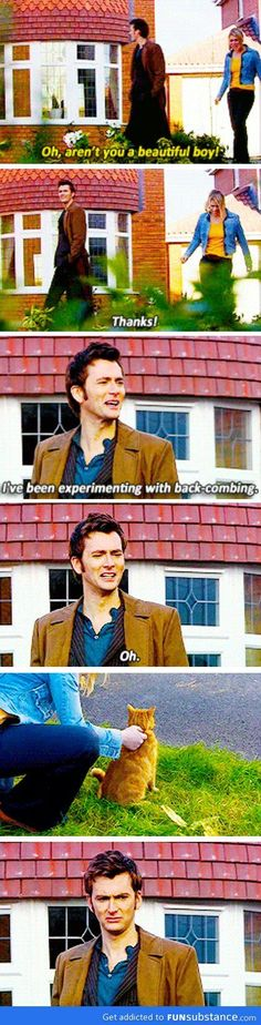 Is it weird that with seeing so much stuff about David Tennant I am slowly falling in love with David Tennant