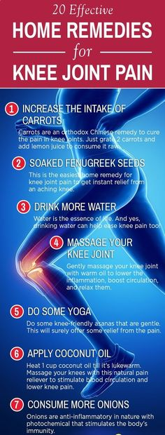 Knee pain can strike suddenly or may creep up silently. No matter how one gets it, knee pain can become worse pretty quickly. No longer an ailment that inflicts only the old, knee pain today has become common for people of all ages. This can occur due to various reasons including injury, surgery, vi...