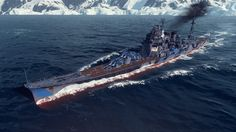 Feature Spotlight: Camouflage | World of Warships