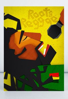 Reggae Poster by DingDong Estudio Jamaica, Trinidad, Reggae Art, Rasta Art, Nesta Marley, Dancehall Reggae, Graphic Design Illustration, First Love, Bob Marley