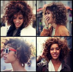 curly hair diy - Buscar con Google