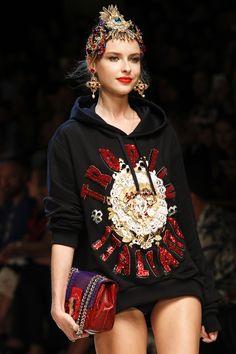 Défilé Dolce & Gabbana Printemps-été 2017 26