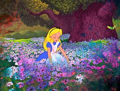 pictures of alice in wonderland - Google Search