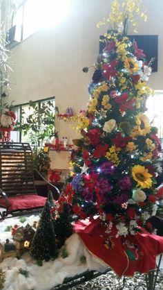 Natal no salão dos gêmeos