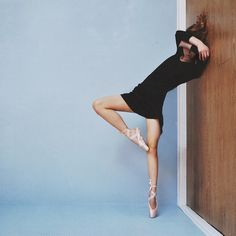 On Pointe by Lissy Elle. Her levitation shots are so clean and dynamic, others may do levitation shots but they just don't execute it like her!