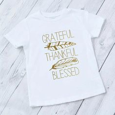 Thanksgiving shirt for kids, thanksgiving shirt for boy, thanksgiving shirt for girl, thankful shirt Thanksgiving Tshirts, Thanksgiving Outfit, Girls White Shirt, Shirts For Girls, Vinyl Gifts, Fall Shirts, Personalized Shirts, Diy Shirt, Shirt Designs